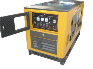 Silent Diesel Generator Set (DG200LN) pictures & photos