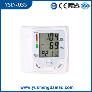 Most Cost-Effective Digital Blood Pressure Monitor Medical Meter pictures & photos