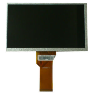 for Innolux At070tn94 /7 Inch LCD Screen 800X480 LCD Display with High Brightness /50pin Ttl pictures & photos