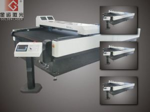 150W Filter Cloth CO2 Laser Cutting Bed (CJG-160300LD)
