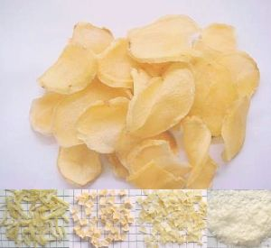 Dried Potato