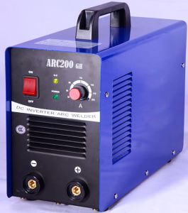 Economical Inverter MMA Welder with Digital Display Arc200gh pictures & photos