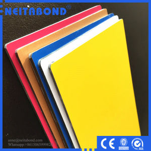 High Quality PVDF Coating Aluminium Composite Panel (Price) for Exterior Wall Cladding pictures & photos