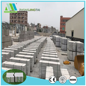 Building Insulation EPS Sandwich Wall Panels with Calcium Sillicate Board pictures & photos