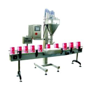 Automatic Bottling Line for Powder (CJS2000L) pictures & photos