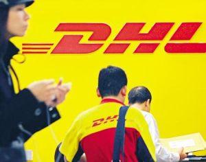 DHL Door to Door Service
