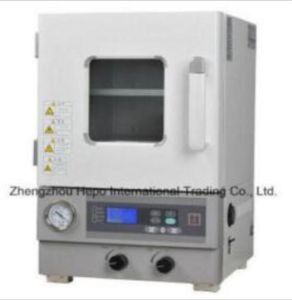Famous Brands Vacuum Drying Oven for Lab Medical Equipment pictures & photos