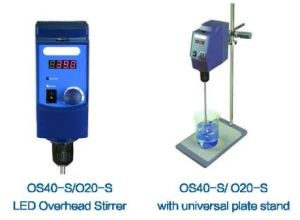 Biobase LED Overhead Stirrer with Universal Plate Stand pictures & photos