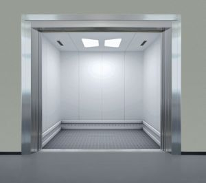 Freight Elevator Goods Lift with Big Space (16H003) pictures & photos