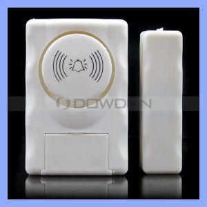 Wireless Burglar Alarm Door Alarm Window Alarm Magnetic pictures & photos