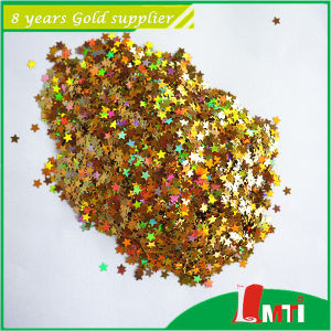 China Fine Glitter Powder for Wallpaper pictures & photos