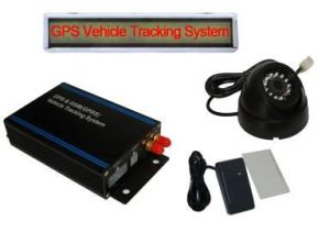 GPS Camera Tracker with Anti-Theft Function pictures & photos