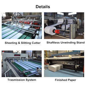 Paper Board Sheeting Machine (JT-SHT-1700C) pictures & photos