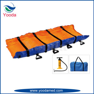 Emergency Rescue Vacuum Mattress Stretcher with Foot Pump pictures & photos