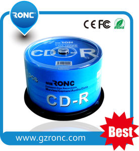 Ronc Blank CD-R with 50 PCS Cake Box Packing pictures & photos