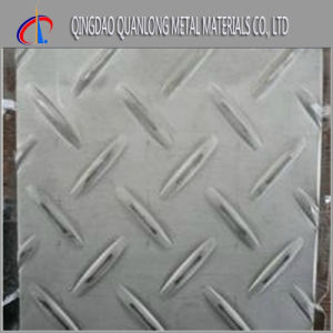 Ss316L Embossed Decorative Stainless Steel Sheet pictures & photos