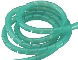 PE Spiral Wrapping Bands (Cable Wrapping Bands, Wire Wrapping Bands) pictures & photos