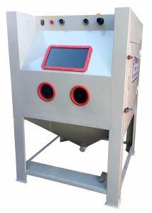 Suction Venturi Blasting Cabinets pictures & photos