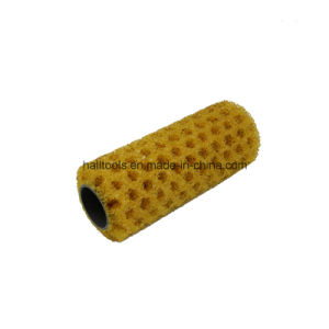 Textured Hole Foam Paint Roller Cover pictures & photos