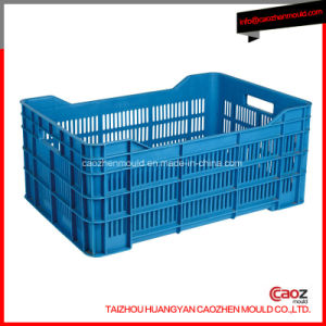 Plastic Injection Crate Molding for Putting Bananas pictures & photos