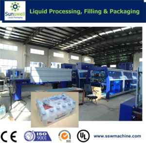 Automatic Group Bottles PE Film Shrink Wrapper pictures & photos