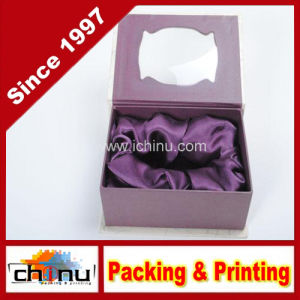 Jewelry Jewellery Gift Paper Box (3174) pictures & photos