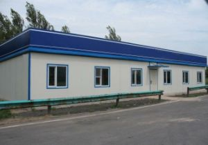 Recycled Prefabricated Steel Sandwich Panel House pictures & photos