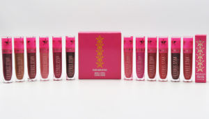 Washami Fashionable 12 Colors Makeup Cosmetic Waterproof Long Lasting Lip Gloss pictures & photos