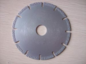 Vacuum Brazed Diamond Saw Blade CH0110 pictures & photos
