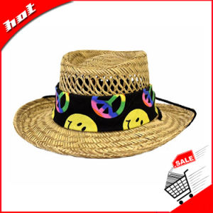 Hollow Straw Sun Hat pictures & photos