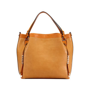 Fashion Lady PU Designer Women Tote Handbag (MBNO037118) pictures & photos