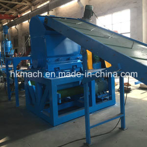 Automatic Used Tire Recycling Line