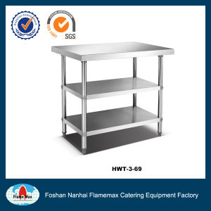 3-Deck Working Table/Work Bench (HWT-3-615) pictures & photos
