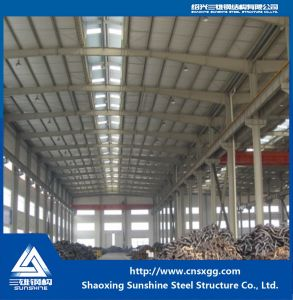 Single Story Steel Structure Building with Building Material for Workshop pictures & photos
