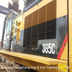 Used Caterpillar/Cat Excavator with High Quality (365CL)