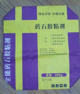 Kraft Paper Valve Bag for Brick Adhesive 20kg pictures & photos
