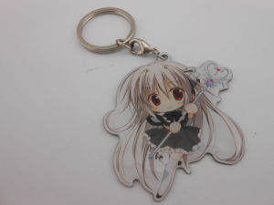 Custom Key Rings, Colorful Cosplay Key Chain (GZHY-KA-005) pictures & photos