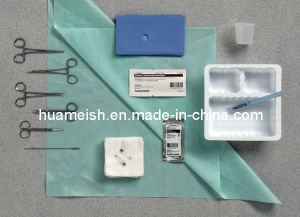 Circumcision Procedure Pack, Surgical Implant Packs, Medical Dressing Packs pictures & photos
