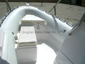 Offshore Motor Inflatable Boats for Sale Ce 470 pictures & photos