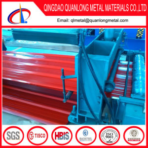SGCC PPGI Prepainted Steel Corrugated Roofing Sheet pictures & photos