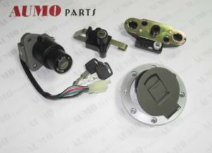 Motorcycle Lock Set for Qingqi Qm125-2D pictures & photos