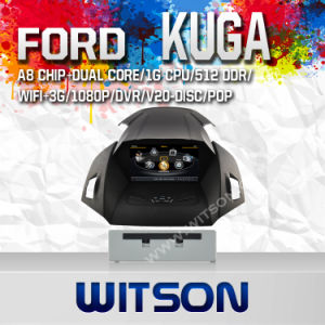 Car DVD Player for Ford Kuga with A8 Chipset S100 (W2-C236) pictures & photos