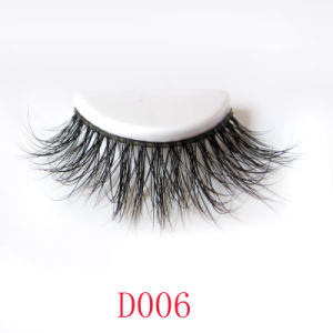 Best Selling 100% Hand Made Real Mink Fur 3D Eyelash