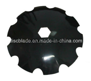High Quality 26 Inch Notched Disc Harrow Blade Plough Disc pictures & photos