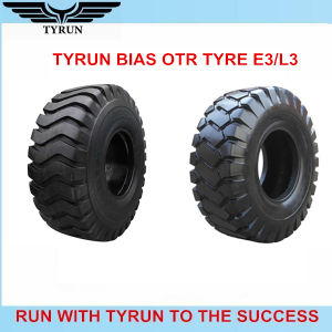 17.5-25 E3/L3 Bias Earthmover Tyre, OTR Tire pictures & photos