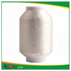 H-Type Silver Metallic Yarn Polyester Yarn pictures & photos