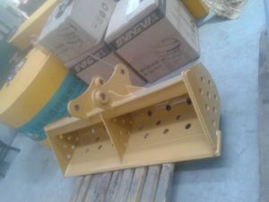 Excavator Part of Theexcavator E416 Ditch Cleaning Bucket pictures & photos