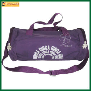 Outdoor Stylish Round Pink Spors Travel Bag (TP-TLB062) pictures & photos