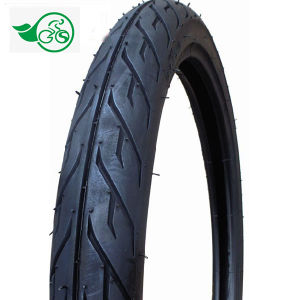 Professional Durable Long Life Tubeless All-Steel Cover Motorcycle Tyre 50/80-17 pictures & photos