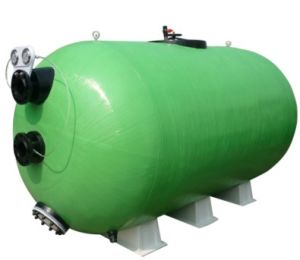 Horizontal Bobbin Wound Sand Filter for Swimming Pool (HL Series) pictures & photos